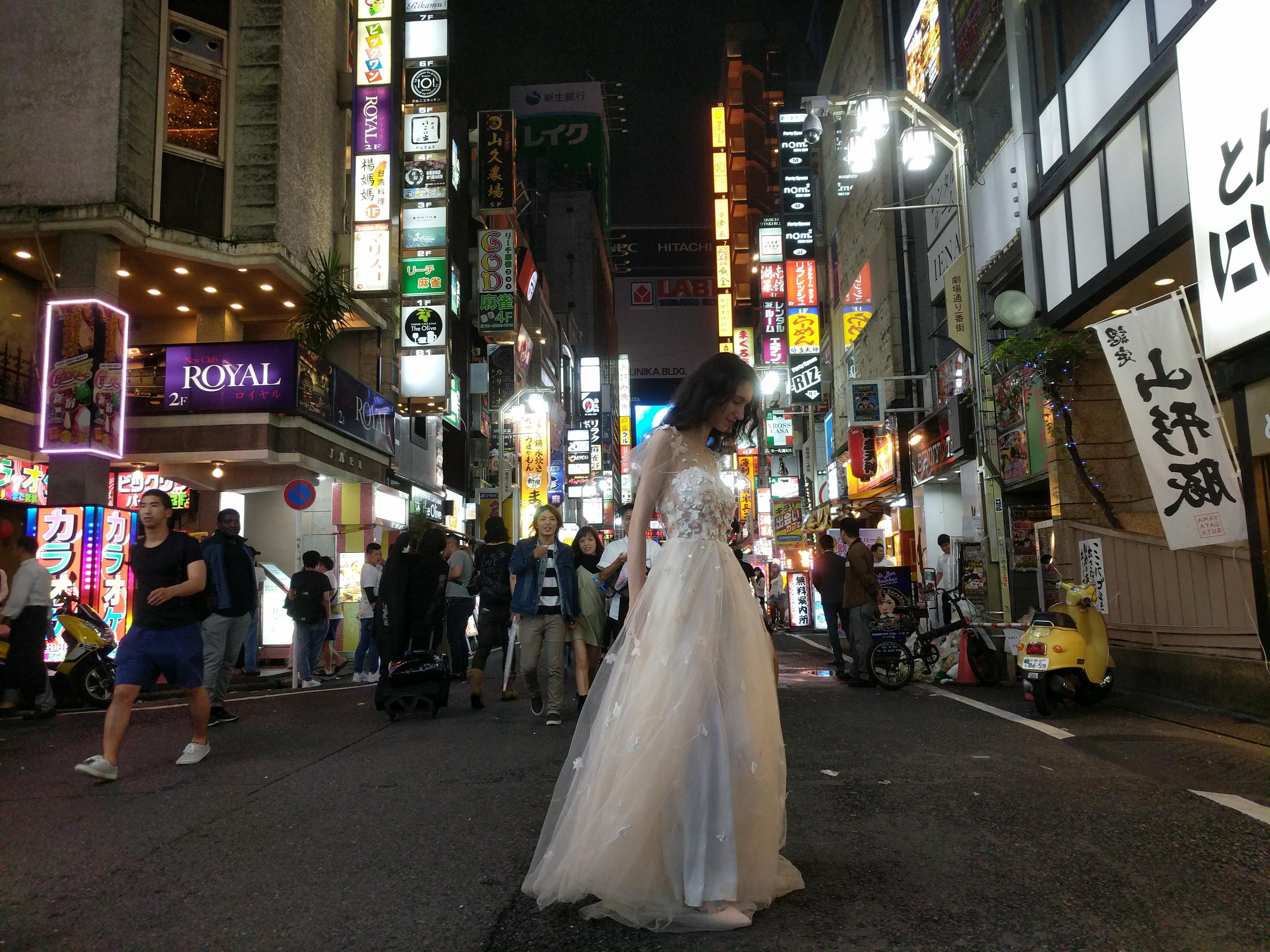 Lună de miere în Japonia