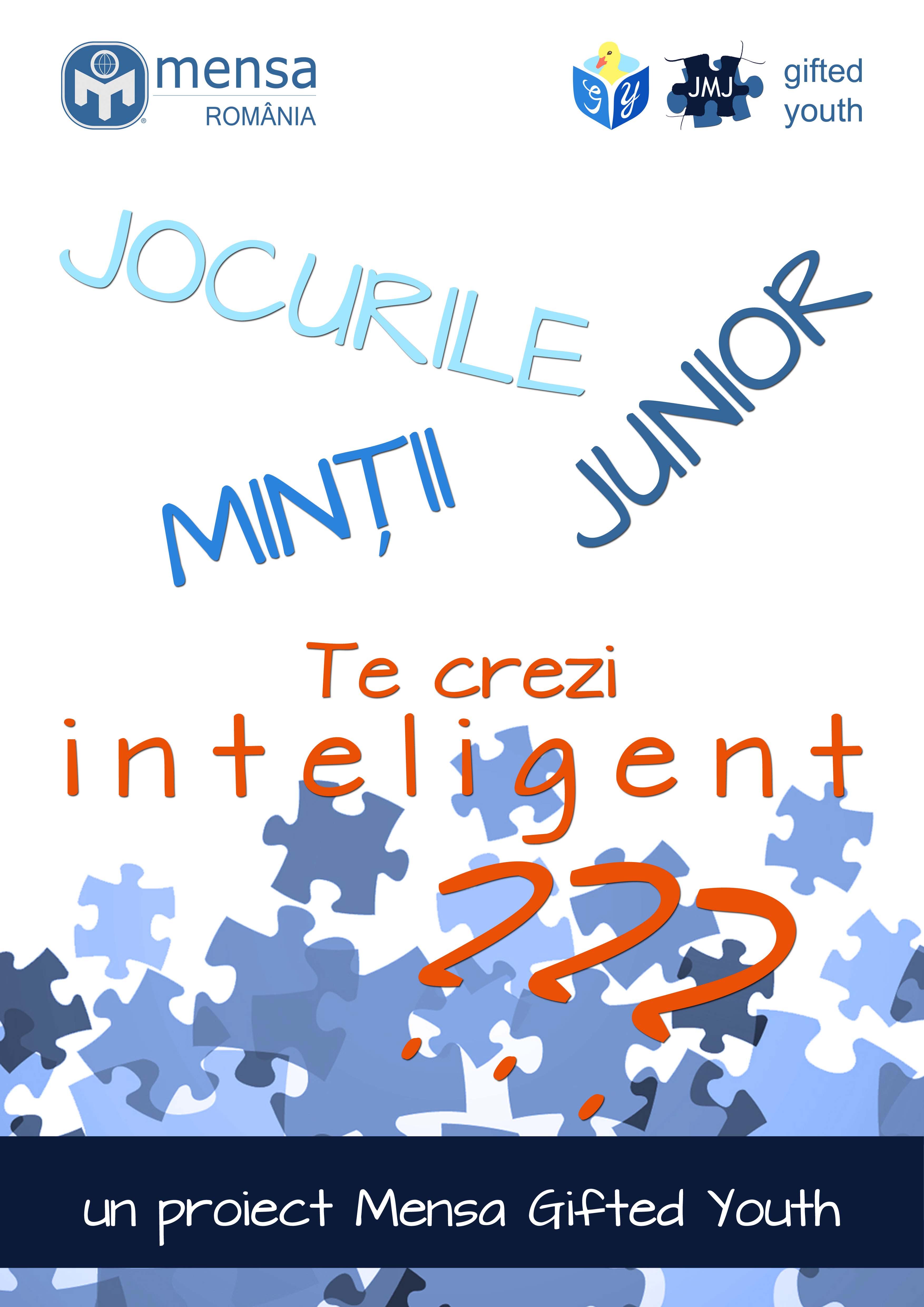 Jocurile Minții Junior | Răspunsuri