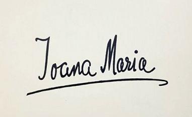 Ioana Maria: 17 poeme | 3 traduceri